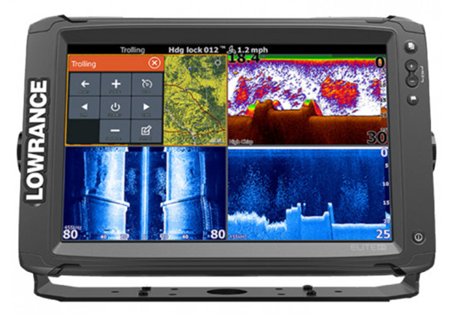 Эхолот Lowrance Elite 12 Ti² with Active Imaging 3-in-1 (ROW)