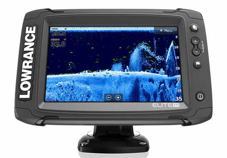 Эхолот Lowrance Elite 7 Ti² with Active Imaging 3-in-1 (ROW)